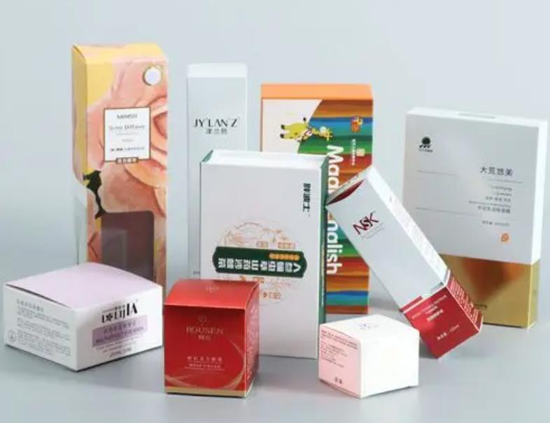 包装盒彩盒 包装展示图