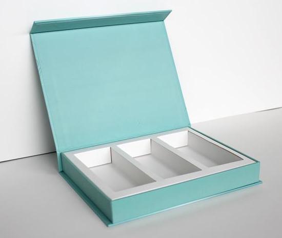 包装盒彩盒 内部图