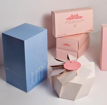 礼品包装盒印刷 礼品盒展示