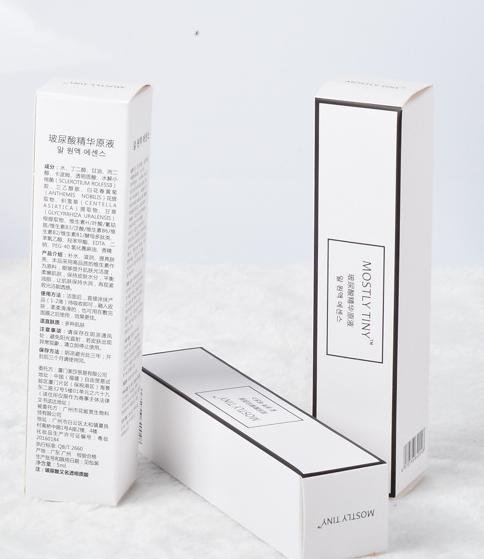 护肤品包装盒 案例图