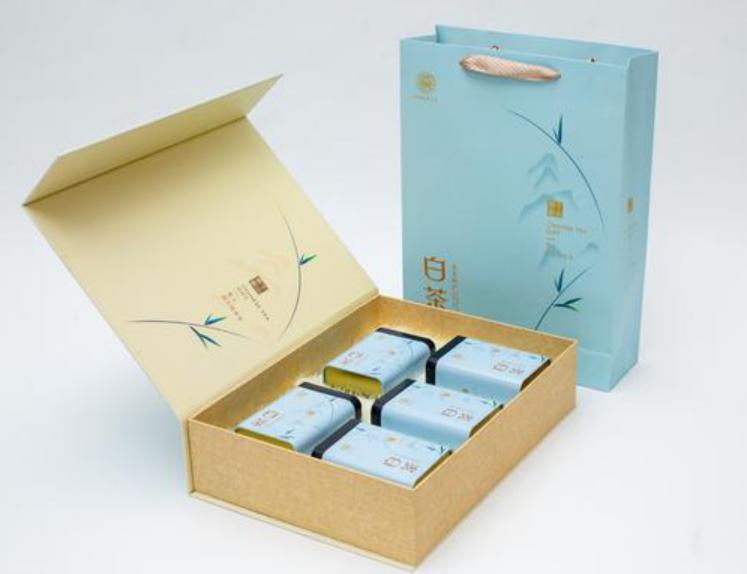 茶叶礼盒包装 产品展示