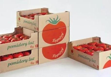 水果包装箱 展示图