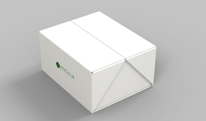 包装纸盒 盒型展示