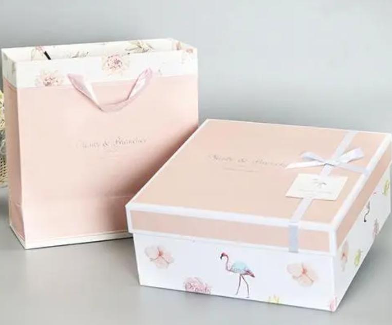 天地盖礼品盒设计 案例图