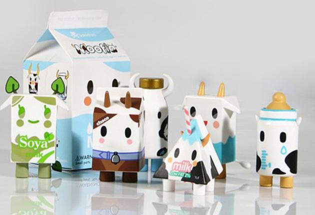 设计创意包装盒 展示图