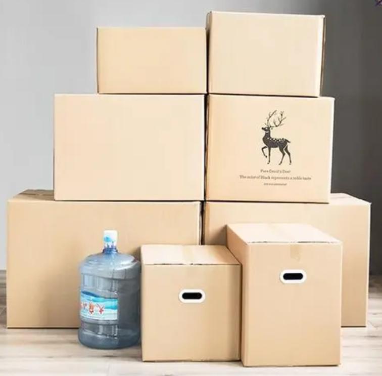 超大彩箱包装 包装图